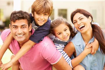 Smiling Family | Dentist in Sarasota FL