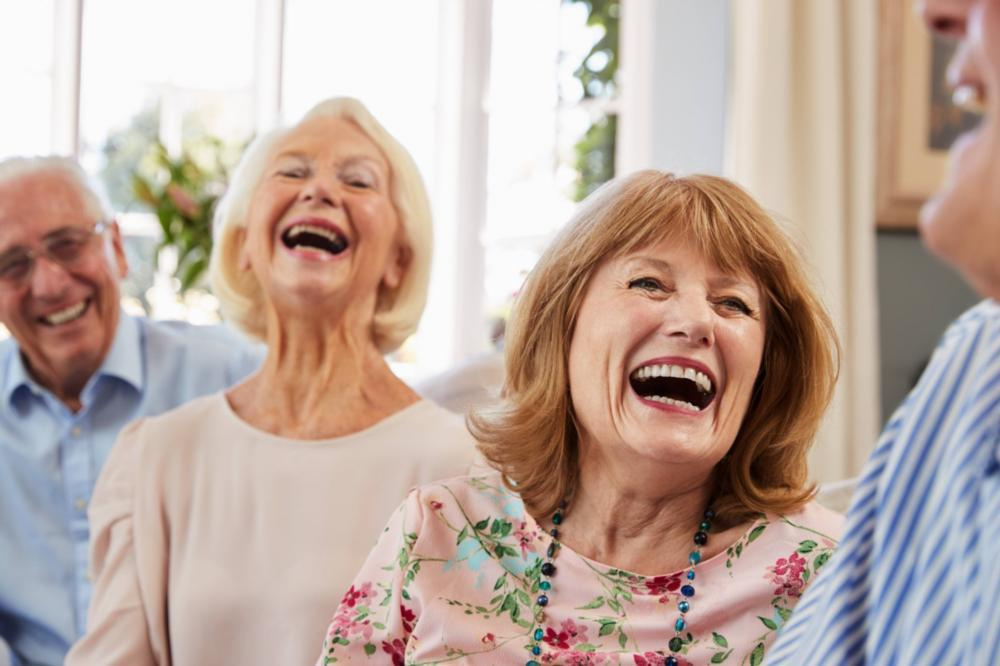 Woman Smiling | Dental Implants Sarasota FL
