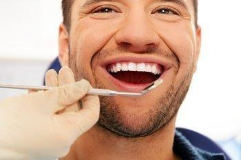 dental patient smile | sarasota fl